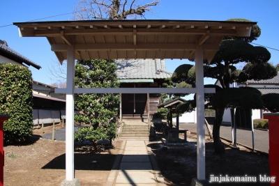 羽黒神社   狭山市加佐志6