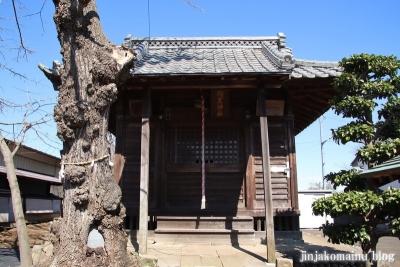 羽黒神社   狭山市加佐志8