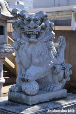 八雲神社  狭山市下奥富6