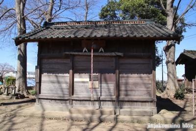 亀井神社  狭山市下奥富7