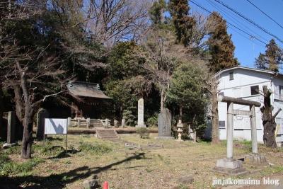 水富神社  狭山市根岸1