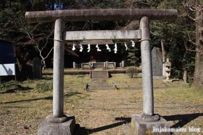 水富神社  狭山市根岸3