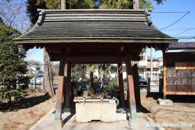 笹井白髭神社  狭山市笹井5