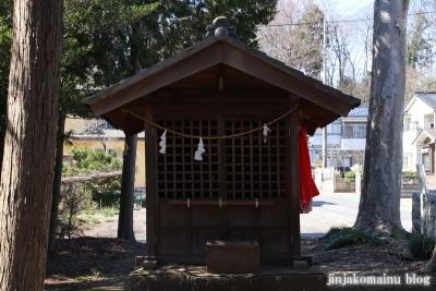 笹井白髭神社  狭山市笹井17