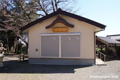 笹井白髭神社  狭山市笹井19