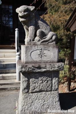 春日神社  入間市春日町13