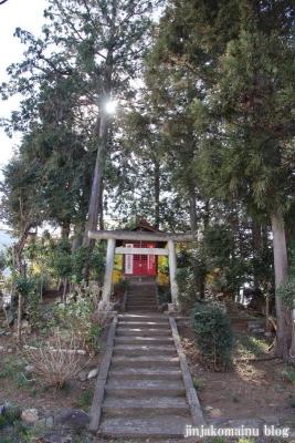 稲荷山稲荷神社  狭山市入間川1