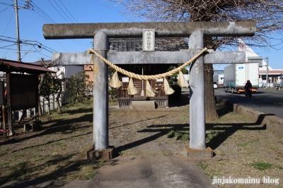 清水八幡宮  狭山市入間川2