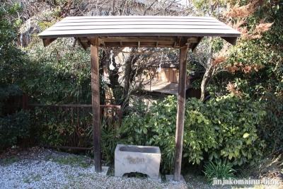 子ノ神社  狭山市入間川3