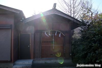 子ノ神社  狭山市入間川4