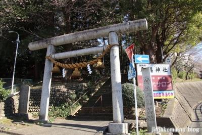 狭山八幡神社  狭山市入間川1