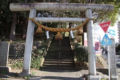 狭山八幡神社  狭山市入間川3