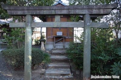 狭山八幡神社  狭山市入間川15