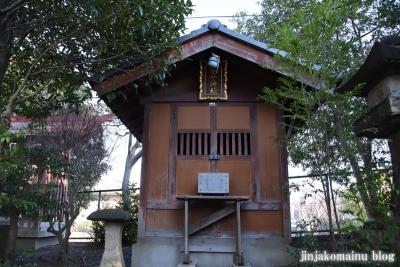 狭山八幡神社  狭山市入間川16