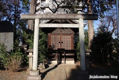 狭山八幡神社  狭山市入間川22