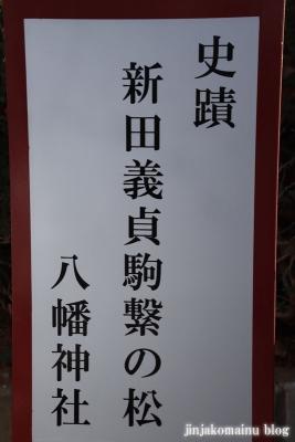 狭山八幡神社  狭山市入間川11