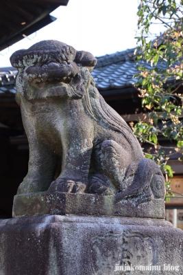 狭山八幡神社  狭山市入間川25