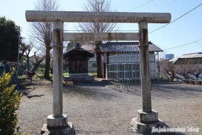 入間川諏訪神社   狭山市入間川1