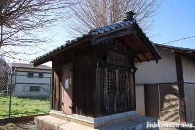 入間川諏訪神社   狭山市入間川5