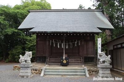 桂川神社 入間市大字木蓮寺7