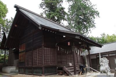 桂川神社 入間市大字木蓮寺10