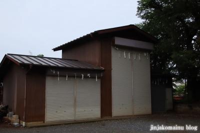 桂川神社 入間市大字木蓮寺12