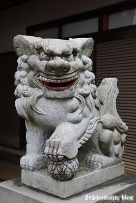 桂川神社 入間市大字木蓮寺8