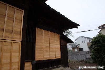 三柱神社 青梅市今井8