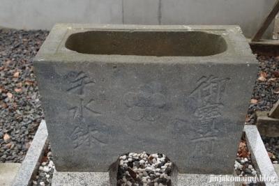 浮島神社  青梅市今井5