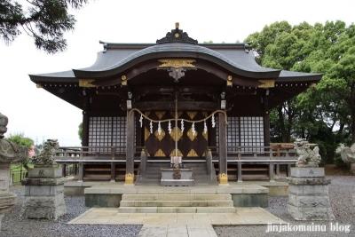 浮島神社  青梅市今井8