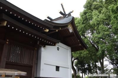 浮島神社  青梅市今井13