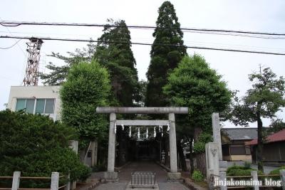 杣保葛神社 青梅市藤橋1