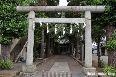 杣保葛神社 青梅市藤橋2