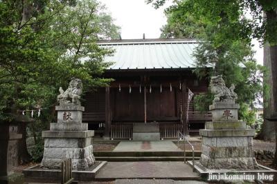 杣保葛神社 青梅市藤橋9