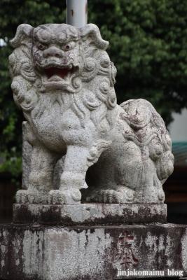 常盤樹神社 青梅市今寺15