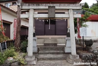 大塚正一位稲荷神社 青梅市東青梅3