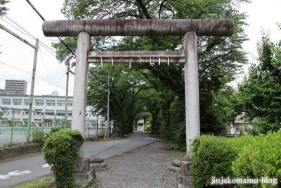 千ヶ瀬神社 青梅市千ヶ瀬町2