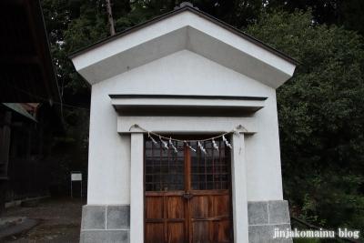 千ヶ瀬神社 青梅市千ヶ瀬町12