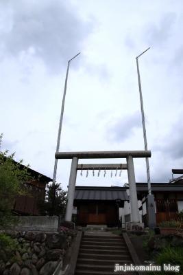 日枝神社  青梅市千ヶ瀬町1