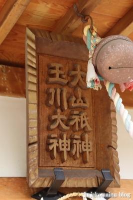 日枝神社  青梅市千ヶ瀬町8