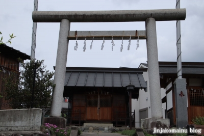日枝神社  青梅市千ヶ瀬町2