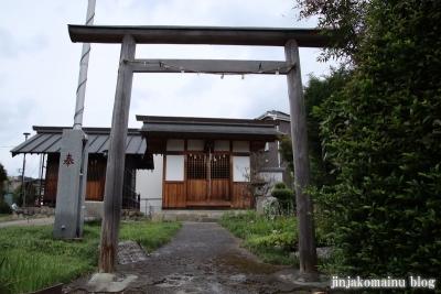 日枝神社  青梅市千ヶ瀬町6