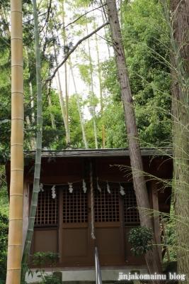 諏訪神社 青梅市千ヶ瀬町4