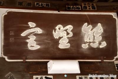 熊野神社 青梅市森下町4