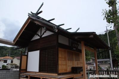 熊野神社 青梅市森下町5