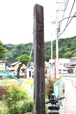 熊野神社 青梅市森下町2