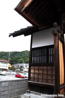 熊野神社 青梅市森下町6