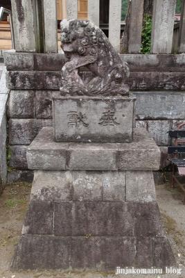 熊野神社 青梅市森下町9