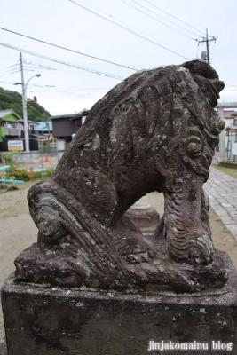 熊野神社 青梅市森下町11