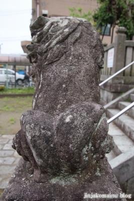 熊野神社 青梅市森下町12